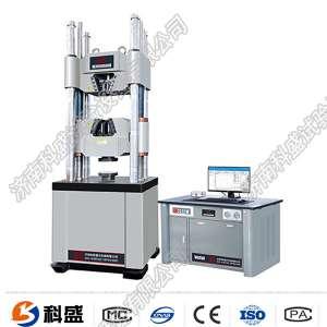 荣成WAW-2000D(B、C)/200吨/2000 Kn微机控制电液伺服液压万能试验机