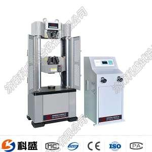 吐鲁番WE-100B(D)液晶数显式液压万能试验机