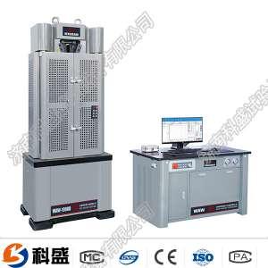 吐鲁番WAW-D微机控制电液伺服万能试验机